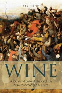 Wine front cover