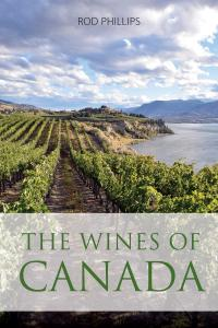 The wines of Canada book cover