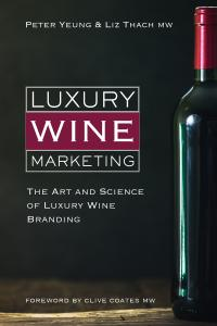 Luxury Wine Marketing front cover